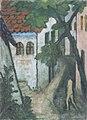 Otto Mueller - Zigeunerkind im Dorf - 1927.jpeg