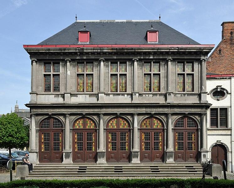 Oudenaarde (Belgium): Our Lady's Hospital, Bisschopskwartier