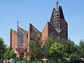 Our Lady of the Gate of Dawn Church, 20 Meissnera street, Krakow, Poland.jpg