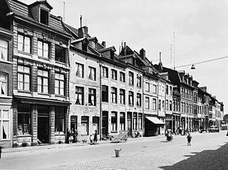 Wyck (Maastricht) - Image: Overzicht van 58 tot 30 Wyck 20212790 RCE
