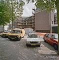 Overzicht voorzijde, tijdens restauratie - Middelburg - 20375993 - RCE.jpg