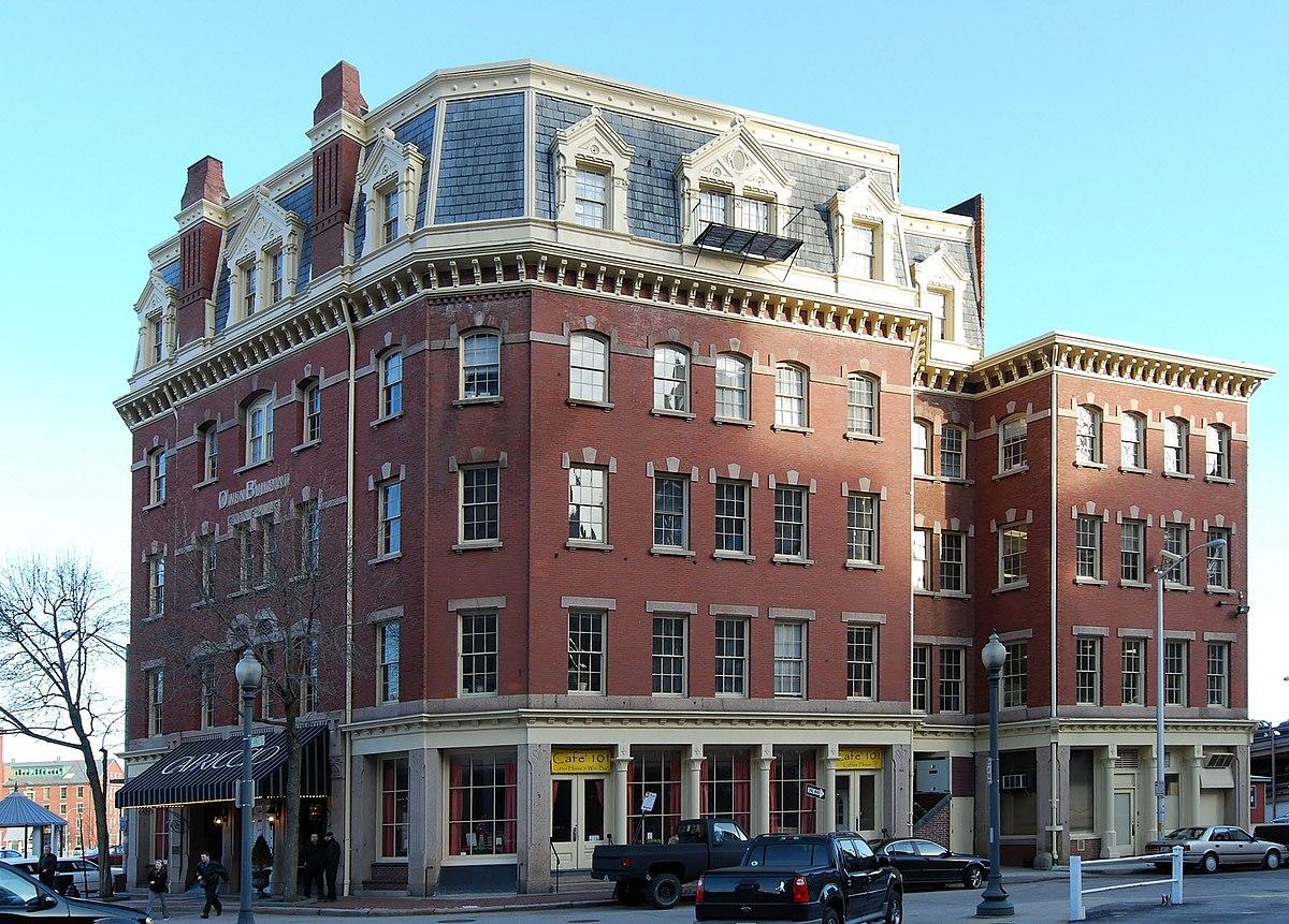 Empire Street Providence Rhode Island