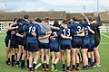 Oxford University Australian Rules Football Club Men's team at the 2020 Varsity Match.jpg