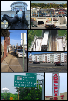 P.G. County, Maryland Infobox Montage 1.png
