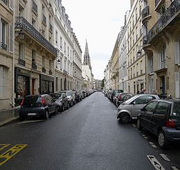 Image illustrative de l'article Rue Las-Cases