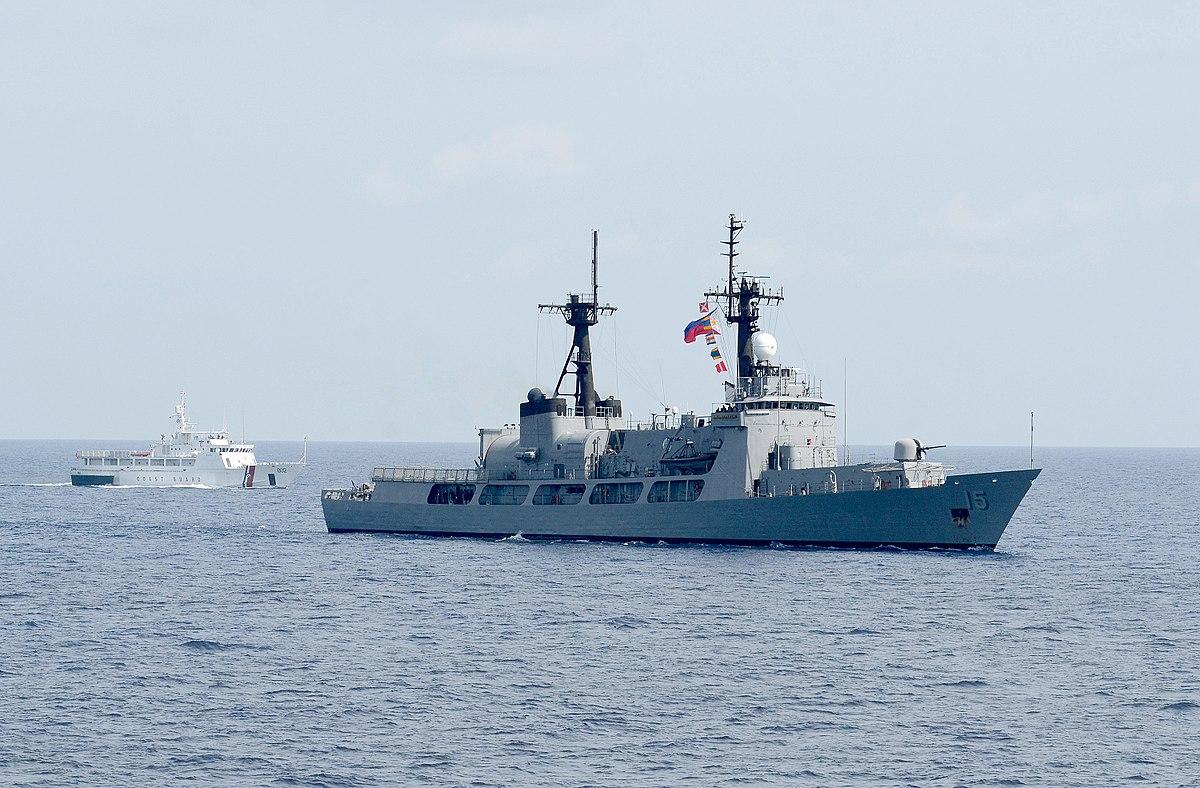USCGC Hamilton (WHEC-715) — Wikipédia