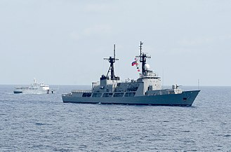 "Gregorio del Pilar - ""BRP Gregorio del Pilar (PF-15)"" a Philippine Navy warship to be named after Gregorio del Pilar"