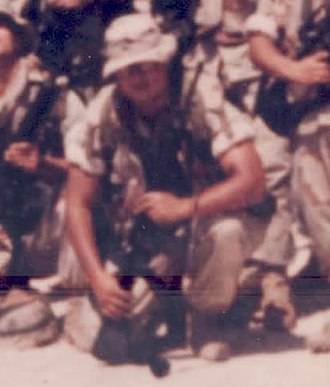 Domingo Arroyo Jr. - PFC Domingo Arroyo Jr. The first Puerto Rican and American serviceman to be killed in Operation Restore Hope