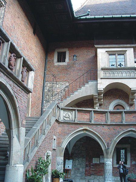Image:POL Kraków - Collegium Maius Uniwersytetu Jagiellońskiego.jpg