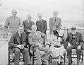 PREMIER AND PRESIDENT IN QUEBEC. AUGUST 1943, AT THE CITADEL, QUEBEC, FOR THE MEETING BETWEEN MR CHURCHILL AND PRESIDENT ROOSEVELT. A18751.jpg
