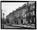 PSFS Building, Walnut and Seventh Streets, Philadelphia, Philadelphia County, PA HABS PA-6663-10.tif