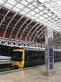 Paddington - GWR 165129 at platform 9.JPG