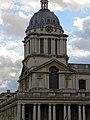 Painted Hall exterior, Old Royal Naval College 01.jpg