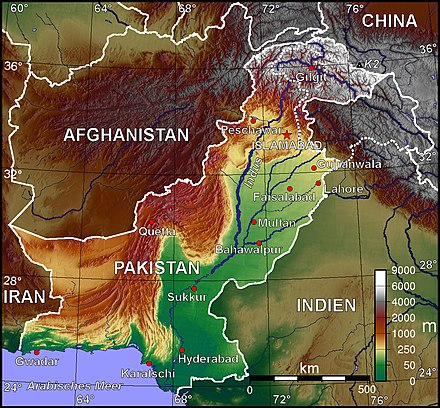 geographical importance of pakistan Pakistan has a very important geographical importance pakistan has all the features of nature like mountain ranges, sea , deserts pakistan has all the four seasons: summer,winter,autumn, and spring.
