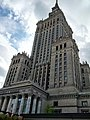 Palace of Culture and Science in Warsaw, Poland.jpg