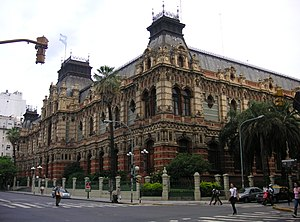 The Water Company Palace - Image: Palacio de aguas corrientes