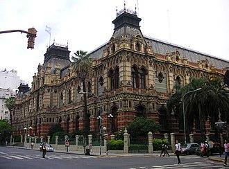 The Water Company Palace - Image: Palacio de aguas corrientes