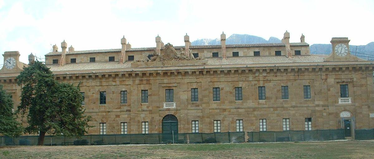 Villa Geraci Ventimiglia Palermo