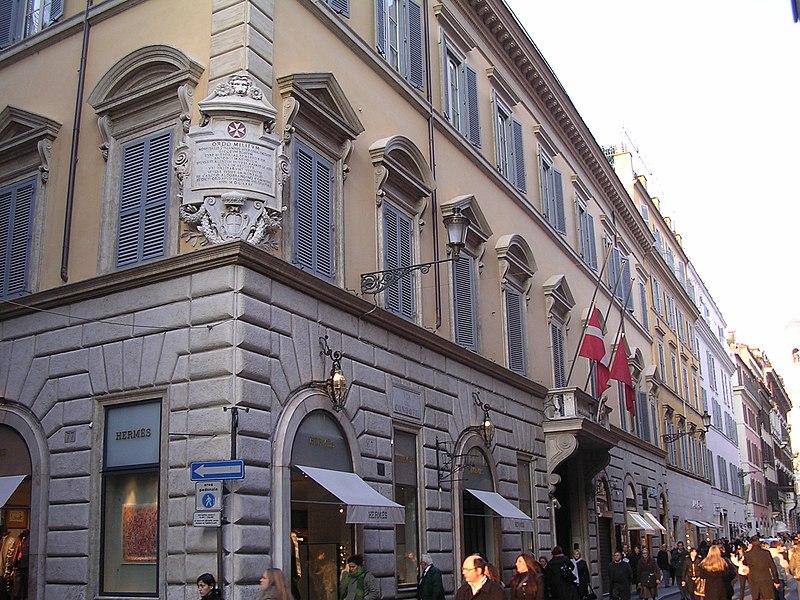 Archivo:Palazzo di Malta (Roma).jpg