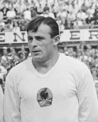 FK Partizani Tirana - Panajot Pano is considered one of the best Footballers that played for Partizani Tirana.