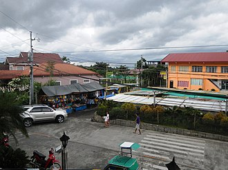 Pangil - Downtown area