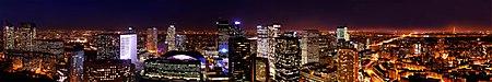 لا ديفونس، أكبر منطقة أعمال متخصصة في أوروبا.