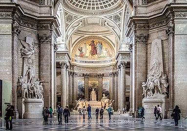 Pantheon 2, Paris May 11, 2013