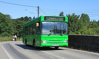 Western Greyhound former bus company in the UK