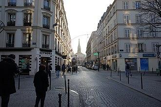 Grenelle - Rue du Commerce
