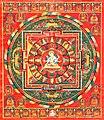 Paris - Bonhams 2016 - Tibet - Mandala d'Ushnishavijaya - circa 1500-1550 - 001 (cropped).jpg