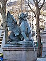Paris - Fontaine Saint Michel 2.JPG