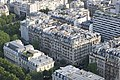 Paris 1, from the Eiffel Tower, June 2010.jpg