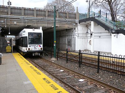 Park Avenue station (Newark Light Rail)