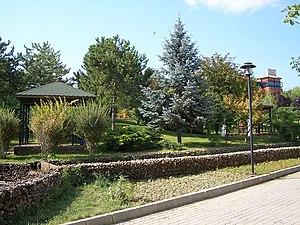 Alparslan Türkeş - The Alparslan Türkeş Park in Ankara, Turkey
