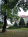 Park w Gumniskach, Tarnów - Gumniska (-) 8 pavw.JPG