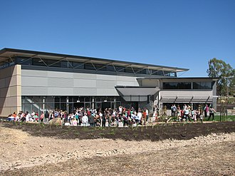 Kambah, Australian Capital Territory - Opening of Parkway in April 2007