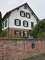 Pastor Karl Ullmer's house in Wilhelmsfeld, Germany - 2.jpg