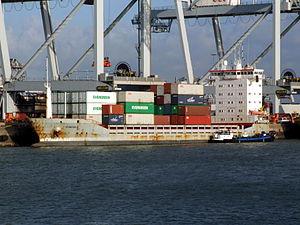 Patricia S, Port of Rotterdam.JPG