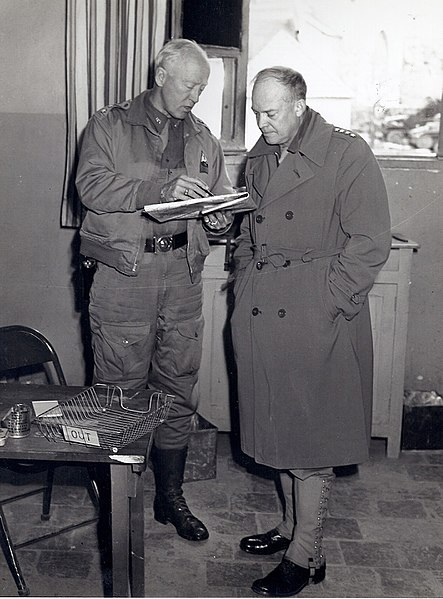 File:Patton and Eisenhower in Tunisia, 1943.jpg