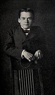 American novelist and biographer
