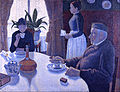 Paul Signac - Breakfast - Google Art Project.jpg