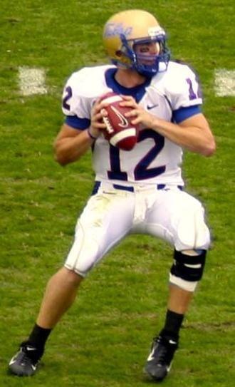 Paul Smith (quarterback) - Smith playing for Tulsa in 2007