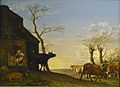 Paulus Potter - Driving the cattle out to pasture in the morning.JPG