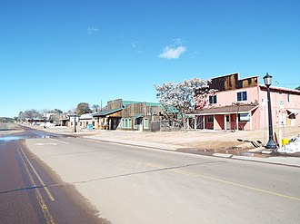 Payson, Arizona - Historic Payson Main Street