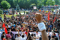 Peaceful daytime demonstrations in Taksim park. Events of June 3, 2013-6.jpg