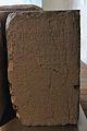 Pedestal amb inscripció històrica dedicada a Escipió, Museu Històric de Sagunt.JPG