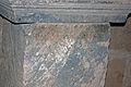 Pedestal in acropolis of Lindos 2010 5b.jpg