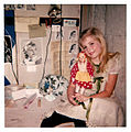 Personal photo - Summer Stock Dressing room Coconut Grove Playhouse 1960.jpg