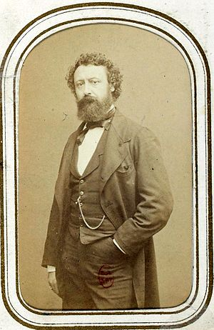 Jean Pastelot - Jean Pastelot c. 1865