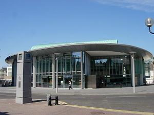 Perth Concert Hall, Perth, Scotland